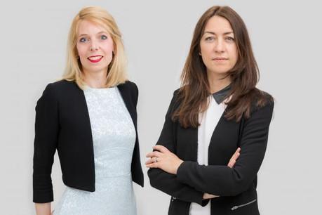 Elisabeth Guissart et Claire Leonelli Crédit Photo: /c law