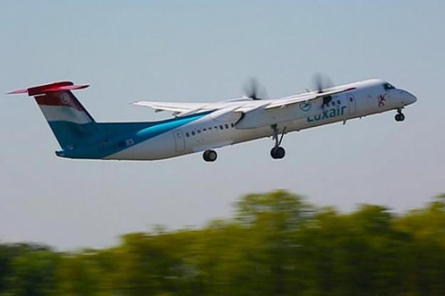 Luxair s'est récemment envolée vers de nouvelles destinations. Elle veut atteindre 1 million de passagers en 2014. (Vidéo: Maison Moderne Studio)