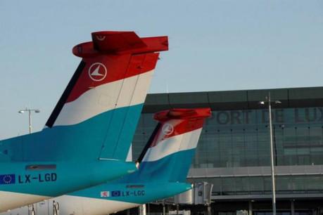 Trop de poids aurait été transféré vers l'arrière du nouveau Boeing? Rien d'anormal, pour Luxair.. (Photo: archives paperJam)