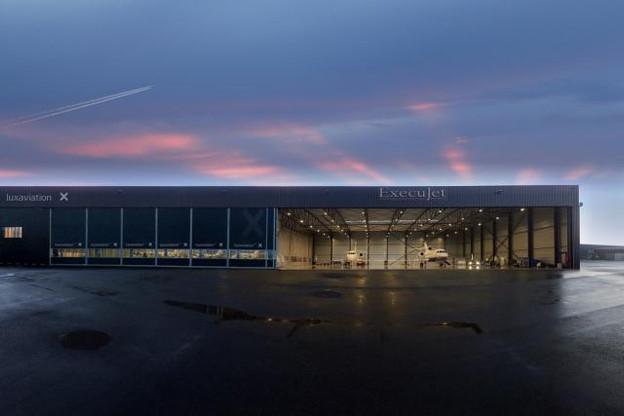 Dassault pourra profiter de l'expertise en maintenance d'avions d'Execujet. (Photo: Luxaviation Group)