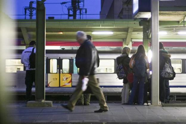 10.000 abonnés quotidiens fréquentent la ligne Metz-Luxembourg, selon la SNCF. (Photo: Étienne Delorme / archives)