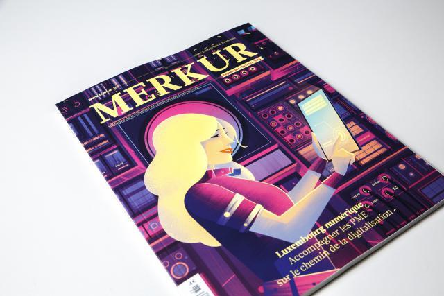 Toute l'actualité des entreprises et des institutions est également disponible dans ce nouveau numéro de Merkur. (Photo: Maison Moderne)