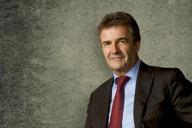 Philippe Brassac: «Je ne pense pas qu'on peut prétendre être une banque universelle et sophistiquée sans avoir cette forte présence au Luxembourg.»  (Photo: BenoitDecoutRéa)