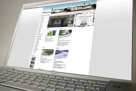 Luxembourg.com. Un nom. Une marque potentielle pour une image à déployer à l'international. (Photo: Maison Moderne Studio)