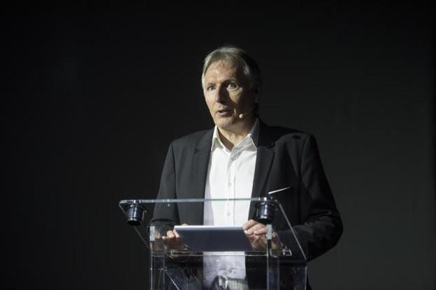 Jean-Michel Collignon (CEO de Luxexpo): «Les réflexions menées nous ont permis de mesurer combien notre métier et notre secteur étaient en pleine évolution.» (Photo: Anthony Dehez)