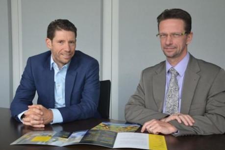 Connaisseurs de l'industrie, les deux nouveaux managers de Luxinnovation devront fédérer autour de ce secteur d'avenir. (Photo: Luxinnovation)