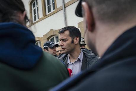 Édouard Perrin était le seul des trois accusés du procès Luxleaks à avoir été acquitté au terme du premier procès. (Photo: Sven Becker / Archives)