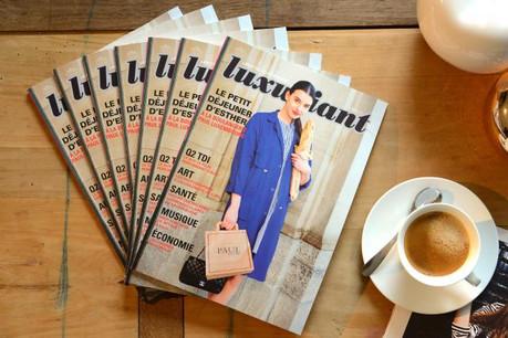Luxuriant, un magazine lifestyle luxembourgeois né au début de la crise financière. (Photo: Luxuriant/facebook)