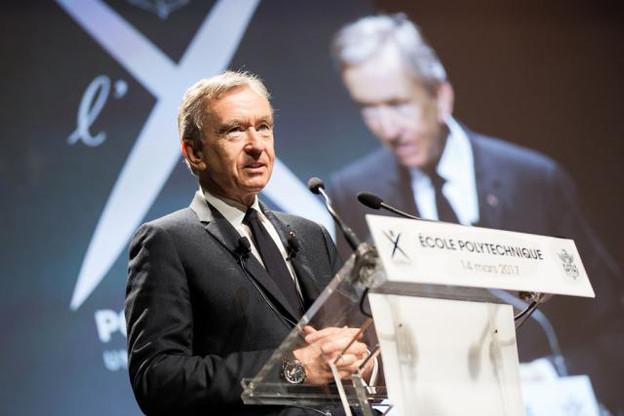 Le groupe de luxe dirigé par Bernard Arnault a accéléré le pas et dépassé toutes les attentes au premier trimestre, selon les données publiées lundi. (Photo: Licence C.C.)