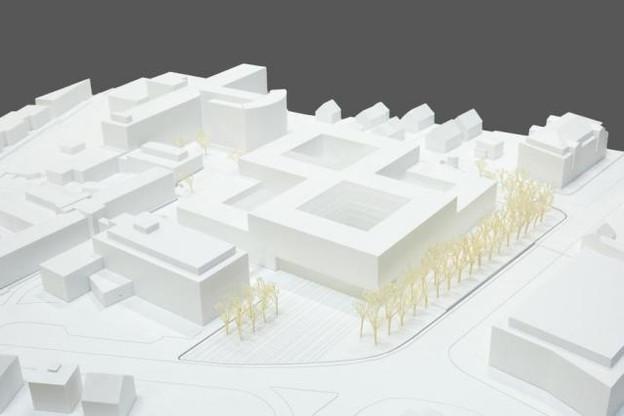 Le projet de M3 architectes. (Photo: M3 Architectes)