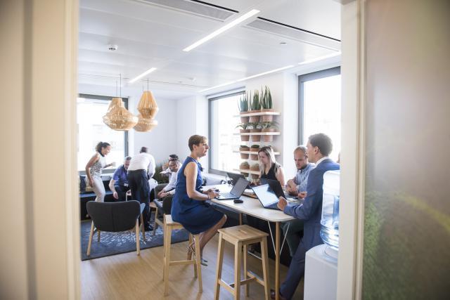 Un témoignage issu du supplément Workspace du numéro septembre-octobre 2018 de Paperjam. (Photo: Anthony Dehez)