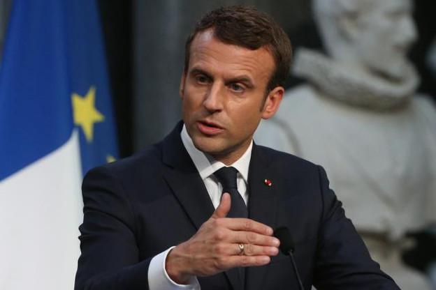 Le président français Emmanuel Macron a notamment défendu hier à Paris davantage de convergence sociale et fiscale en Europe. (Photo: DR)