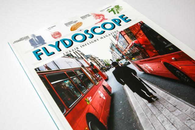 Londres est la destination à l'honneur dans ce Flydoscope du 3 décembre. (Photos: Maison Moderne Studio)