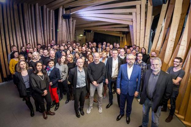 Alors que Maison Moderne accueille son 100e collaborateur, elle annonce un renouvellement de son leadership. (Photo: Maison Moderne)
