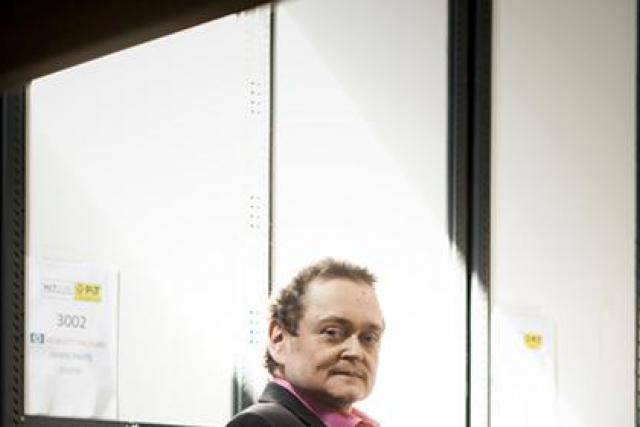 Marc Rollinger (Netcore PSF) (Photo: David Laurent/Wide)