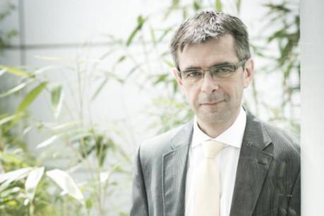 M. Schintgen: «La génération smartphone va être demandeuse de solutions mobiles lorsqu'elle sera amenée à acheter de l'énergie.» (Photo: David Laurent / Wili)