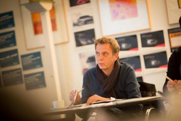 Fred Bouchar, l'ancien directeur de Media Marketing, repart à l'assaut du marché Belux des médias et de la communication.  (Photo : Jessica Theis)