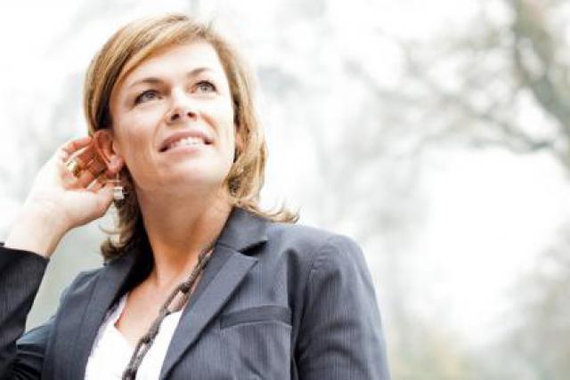 Marie-Anne François (Assistante marketing et communication, Domaine Thermal de Mondorf) (Photo: David Laurent/Wide)