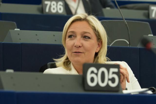 Marine Le Pen a été députée européenne de 2004 à juin 2017. (Photo: Licence C.C.)