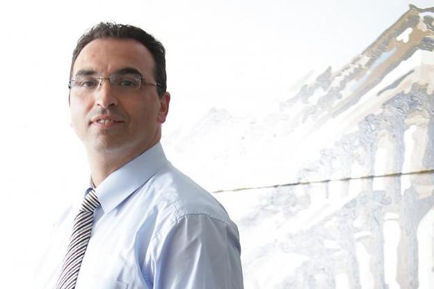 Mario Mantrisi dispose d'une très longue expérience dans l'industrie des fonds. (Photo: Luc Deflorenne / archives)