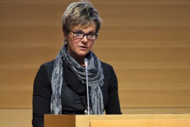 Martine Hansen souhaite avancer, vite et bien, dans ce dossier épineux des aides aux études. (Photo: archives paperJam)