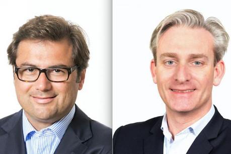 Olivier Dorier et Axel Motte sont partners chez MAS Luxembourg. (Photo: MAS Luxembourg)