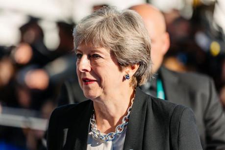 Difficile de suivre la stratégie déployée par Theresa May pour négocier le Brexit. (Photo: Licence C.C.)
