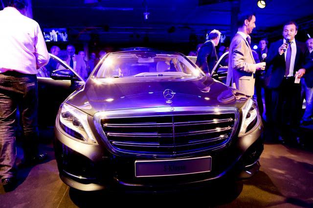 Mercedes-Benz Luxembourg est la plus ancienne représentation du groupe Daimler, hors des frontières allemandes. (Photo: Jessica Theis - Archives)