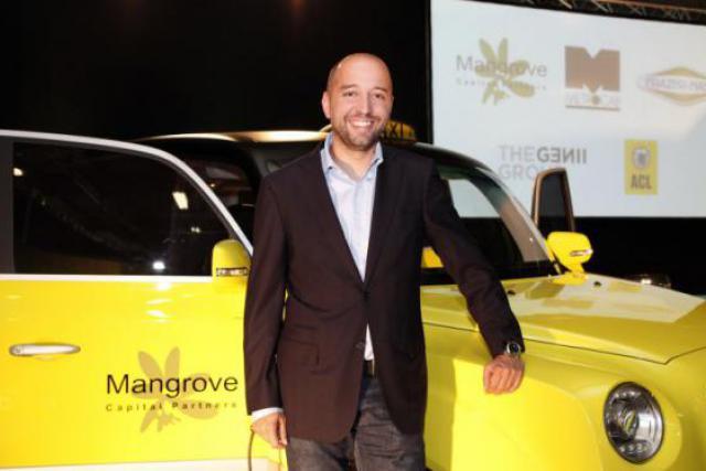 Gerard Lopez (Mangrove) : « Une vision pour l'automobile et la mobilité de demain » (Photo: Olivier Minaire)