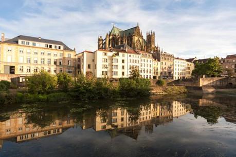 L'agglomération messine se positionne comme une métropole art & tech. (Photo: Shutterstock)