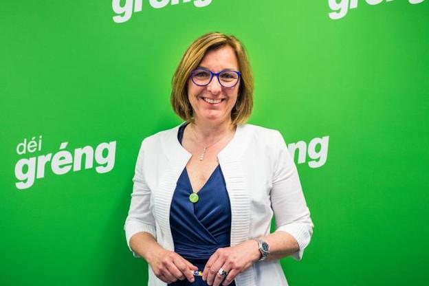 Tilly Metz est actuellement députée européenne, ayant remplacé Claude Turmes. (Photo: Mike Zenari / achives)