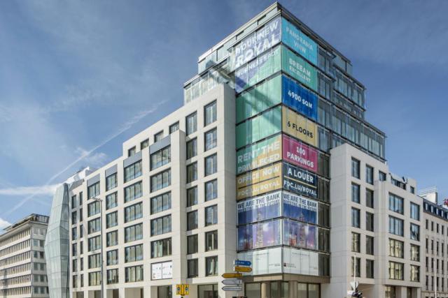 M&G Investments a investi dans un immeuble du Findel mais installera ses équipes boulevard Royal. (Photo: M3 Architectes)