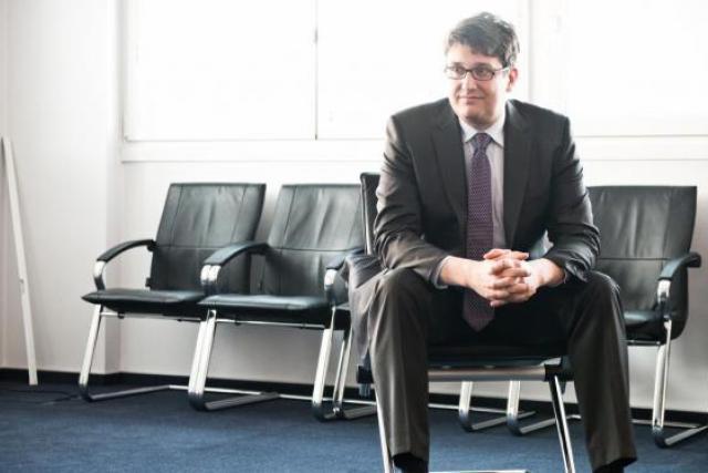 Michel Bonvoisin - directeur, Sword Technologies (Photo : David Laurent/Wide)