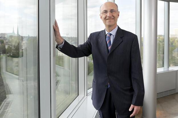 La présidence du nouveau conseil stratégique de l'IBCL a été confiée à Michel Wurth. (Photo: Luc Deflorenne / archives)