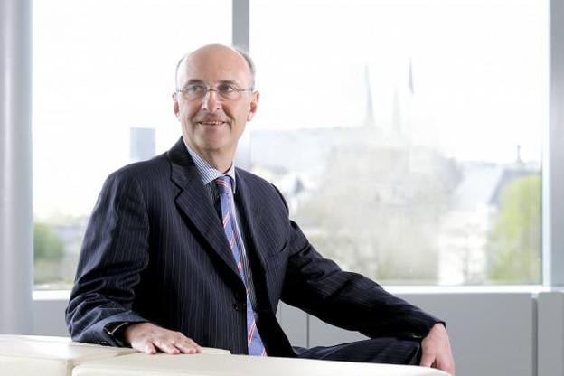Michel Wurth, président de la Chambre de commerce, s'exprime à titre personnel. (Photo: Luc Deflorenne / archives)