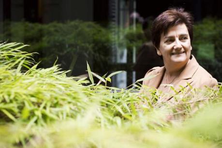 Michèle Detaille, administrateur délégué, No-Nail Boxes (Photo : David Laudent/Wide)