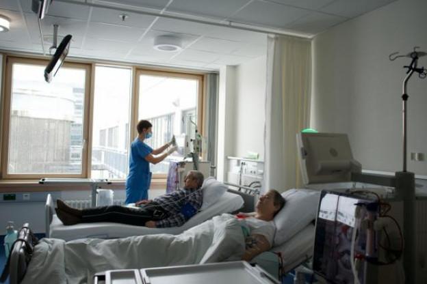 Selon l'OMS, le système de santé du pays est un exemple à exporter. (Photo : Christophe Olinger)