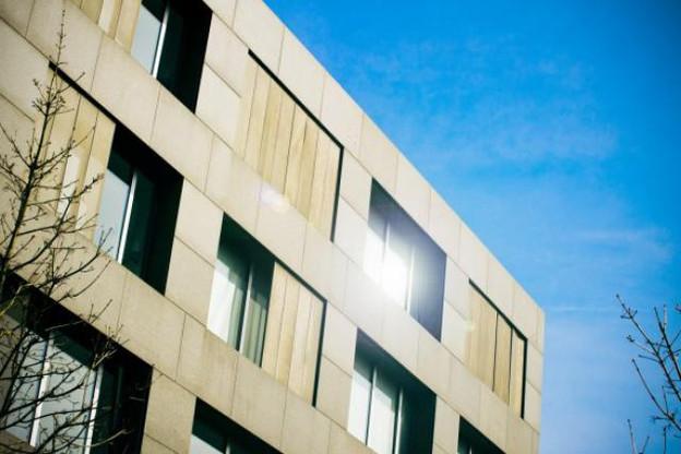 Les bureaux de l'ABBL, rue Érasme au Kirchberg (Photo: David Laurent / archives)