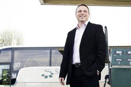 Mike Van Kauvenberg, directeur marketing, Sales-Lentz (Photo: David Laurent/Wide)