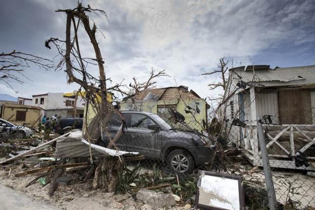 L'île de Saint-Martin a été sévèrement touchée par l'ouragan Irma. L'électricité et les communications doivent y être rétablies. (Photo: Wikipedia)