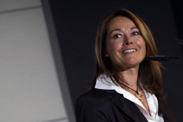 Katia Scheidecker est l'une des cofondatrices du cabinet, créé en 2004.  (Photo: Christophe Olinger / archives)