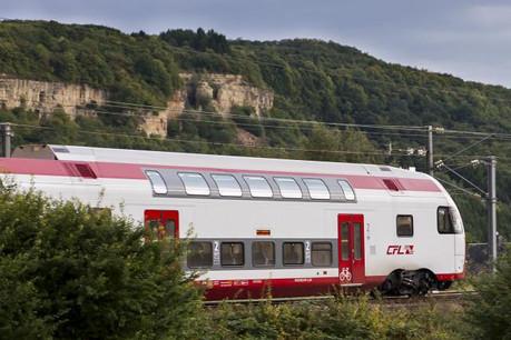 La liaison cadencée vers Coblence, en Allemagne, va se faire notamment via la mise en service des nouveaux trains Kiss acquis par les CFL. (Photo: CFL)