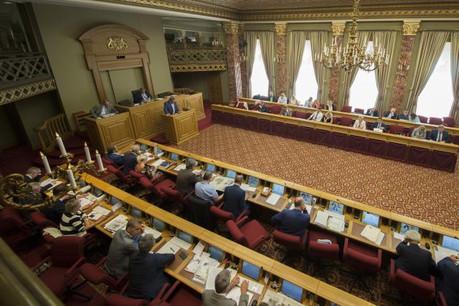 Il y aura moins de femmes au sein d'une Chambre où seulement sept députés auront moins de 40 ans. (Photo: Maison Moderne / Archives )