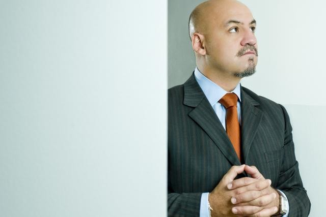 Vincent Balzano avait expliqué la faillite de la Sàrl Money for Job et dévoilé les ambitions nouvelles du groupe MFJ. ( Photo : Julien Becker – archives)