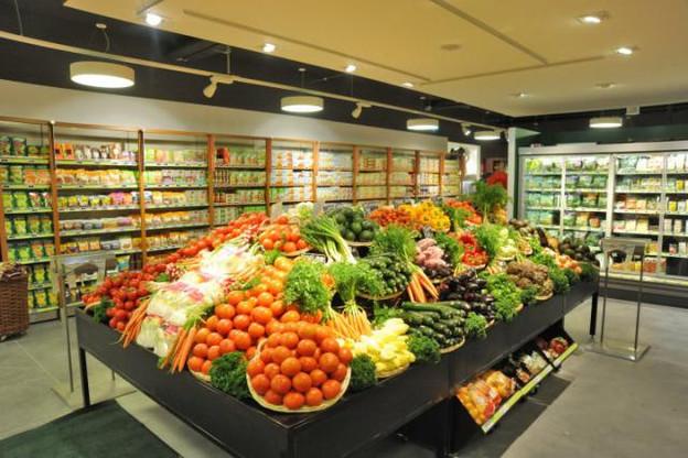 La prochaine ouverture de l'enseigne sera un magasin exclusivement dédié à l'alimentation et à la petite consommation de type «snack». (Photo: Monoprix)
