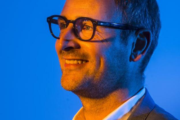 Sébastien Berthelot, l'actuel CEO de la start-up Moovee. (Photo: Maison Moderne)