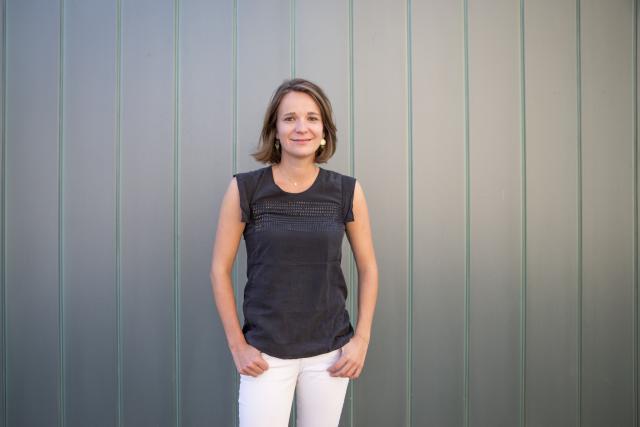 Virginie Simon continue à faire avancer MyScienceWork pas à pas sur des bases solides. (Photo: Maison Moderne)
