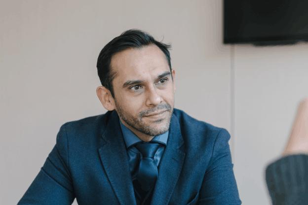 Nasir Zubairi figurait, en 2014, parmi les  «40 innovateurs façonnant l'avenir des services financiers». (Photo: Marion Dessard / archives)