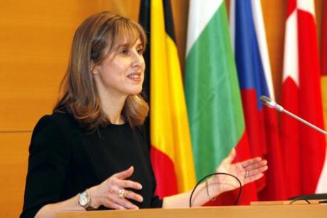 Tania Berchem: «Une communication sur les prochaines étapes sera faite dans les meilleurs délais.» (Photo: archives paperJam)