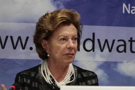 Neelie Kroes, commissaire européenne chargée de la société numérique. (Photo: RTL / archives)